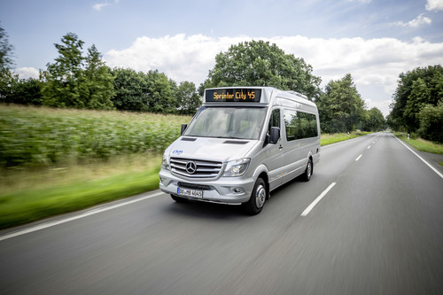 Mercedes-Benz Sprinter City 45.