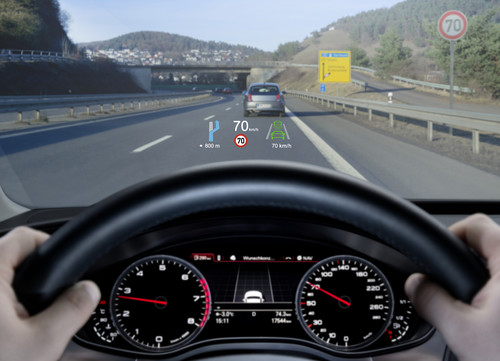 continental liefert head up display f r bmw 3er auto medienportal net. Black Bedroom Furniture Sets. Home Design Ideas