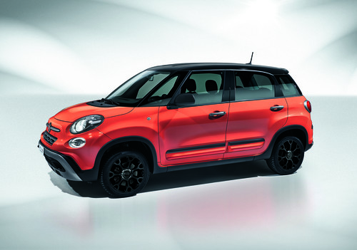 Fiat 500L City Cross.