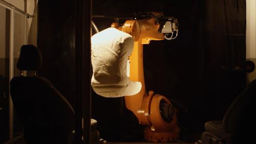 Zum Artikel Ford nutzt Roboter für Belastbarkeitstests von Sitzen