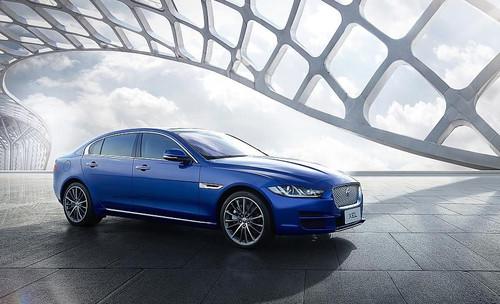 Zum Artikel Nur für China: Jaguar XEL mit verlängertem Radstand