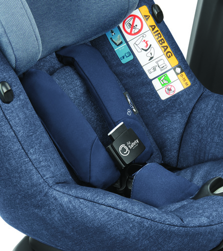 Zum Artikel Maxi-Cosi bringt Kindersitz mit Airbag