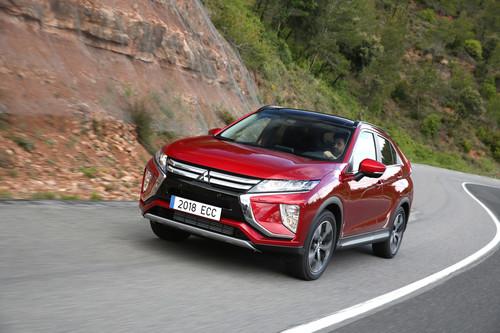 Zum Artikel Vorstellung Mitsubishi Eclipse Cross: SUV-Coupé der Mittelklasse
