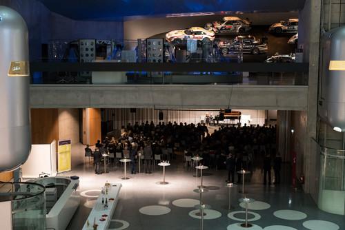 Zum Artikel Mercedes-Benz-Museum gibt jungen Musikern eine Bühne