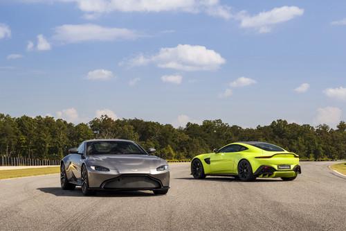 Zum Artikel Vorstellung Aston Martin Vantage: Le Mans schon fest im Blick
