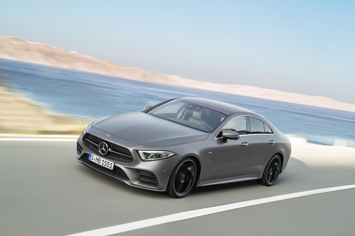 Mercedes-Benz CLS Coupé Edition 1.