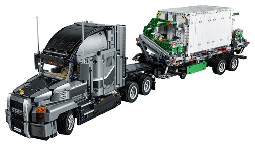 Mack Anthem von Lego Technic.