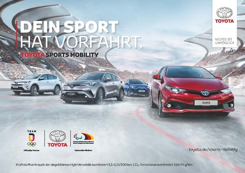 Toyota Sports Mobility.