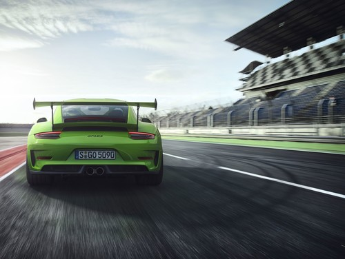 Porsche 911 GT3 RS: Der stärkste Serien-Elfer mit Saugmotor