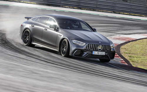 Mercedes-AMG GT 63 S 4Matic+ 4-Türer Coupé.