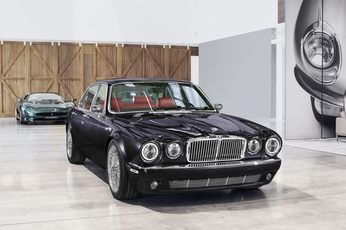 Jaguar Xj6 Nicko McBain.