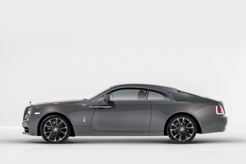 Die Wraith Luminary Collection von Rolls Royce.