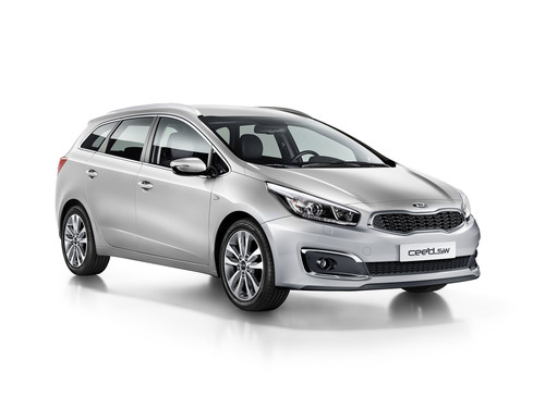 Kia Cee'd Sportswagon Travel.