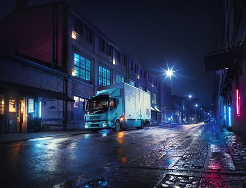 Volvo FL Electric.