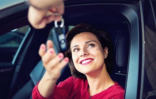 cd3d1ed87e51 Frauen stresst der Besuch im Autohaus
