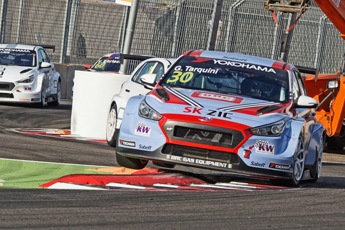 WTCR in Marrakesch.