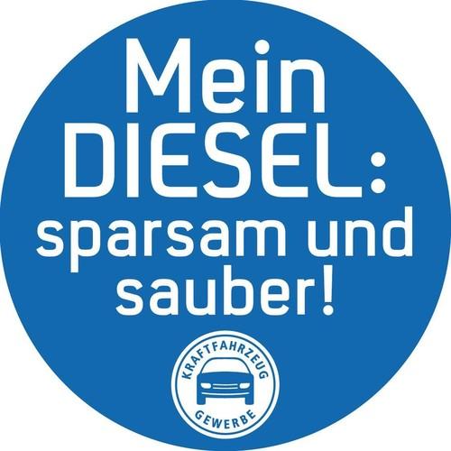 Kfz Gewerbe Kampft Mit Aufkleber Fur Den Diesel Auto Medienportal Net