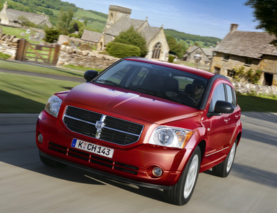 Dodge Caliber. Foto: Auto-Medienportal/Chrysler