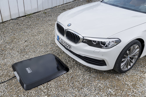 BMW Wireless Charging.
