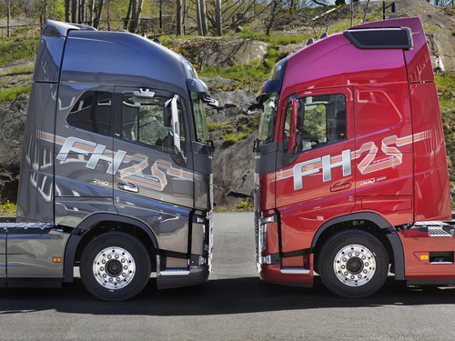 Volvo FH 25 Year Edition.