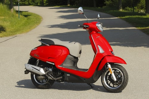 Kymco Like II 125i ABS Exclusive.