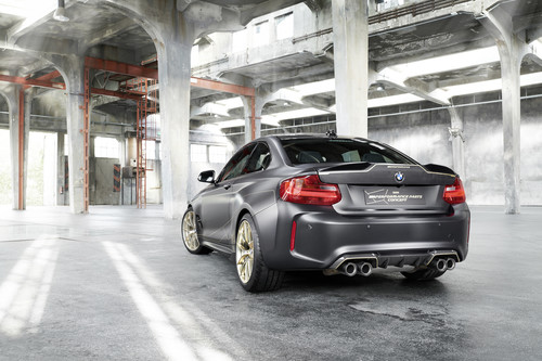 BMW M Performance Parts Concept auf Basis BMW M2.