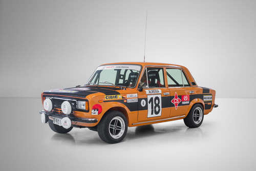 Seat 124-D Especial 1800, Group 4.
