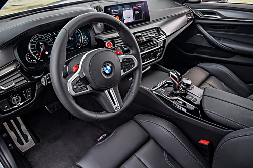 BMW M5 Competition.