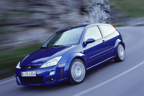 Ford Focus RS (2002).