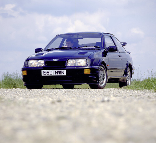 Ford Sierra RS 500 Cosworth (1987).