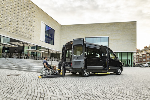 Mercedes-Benz Sprinter Mobility 23.