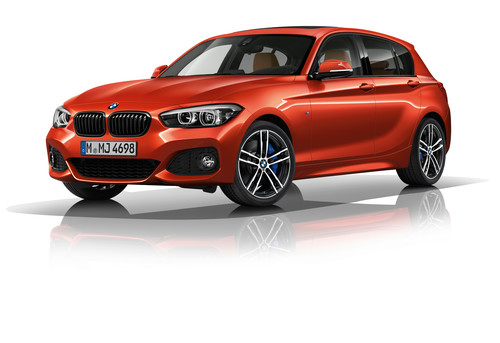 BMW 1er Edition M Sport Shadow.
