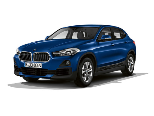 BMW X2 Advantage Plus.