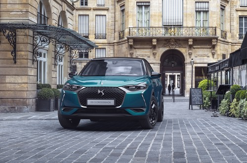 DS 3 Crossback.