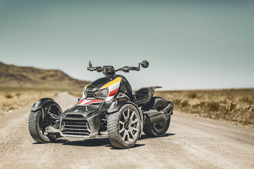 Can-Am Ryker.