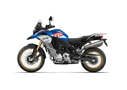 BMW F 850 GS Adventure.