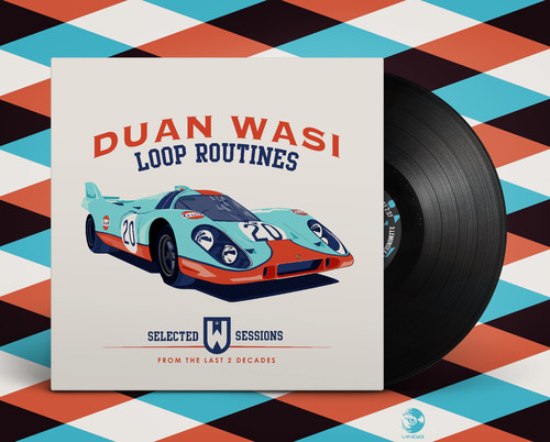 "Album ""Loop Routines"" von Duan Wasi."