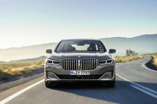 Luxuslimousine mit größerem Grill: So sieht der neue BMW 7er aus