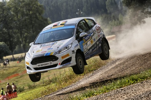 M-Sport Ford: Rallye-Version vom Ford Fiesta.