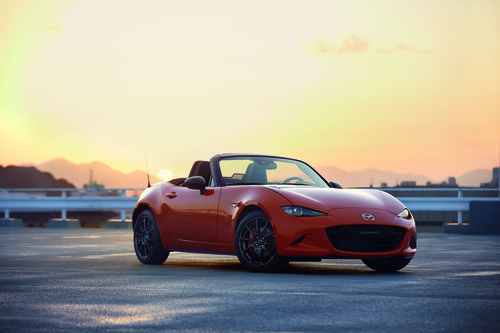 Mazda MX-5 30th Anniversary.