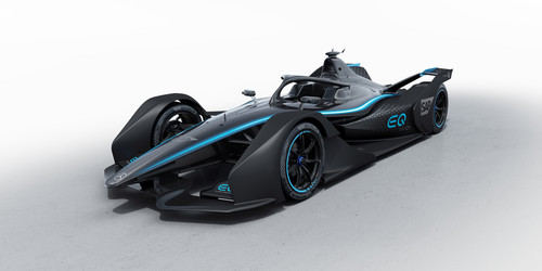 Mercedes-Benz EQ Formula E.