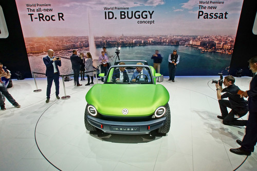 VW ID Buggy.