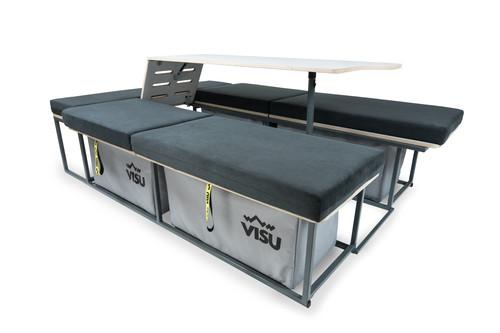 visu sitka verwandelt f r 2500 euro den kleinbus in einen. Black Bedroom Furniture Sets. Home Design Ideas