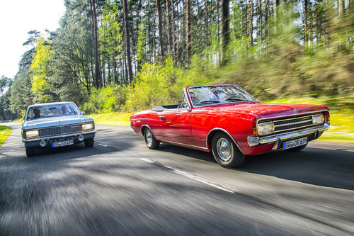 """Opel Experience 2019"": Classic-Tour."