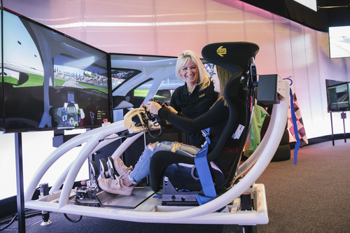 Sim Mobility - Virtual Racing in der Autostadt.