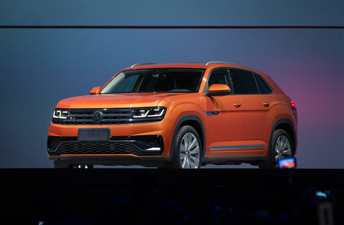 Shanghai 2019: VW SUV Night.