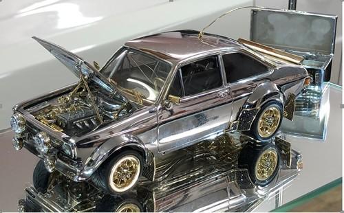 7ccc919bbf9592 Ford-Modellauto eines Juweliers wird versteigert