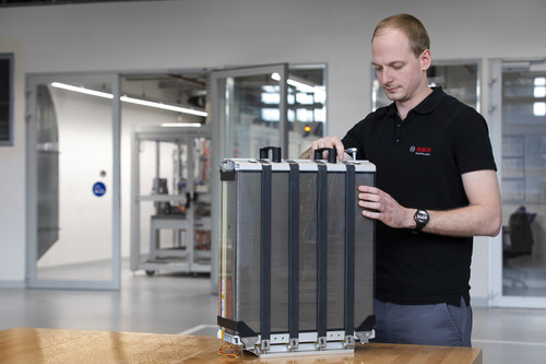 Der Börsen-Tag:Bosch treibt die Brennstoffzelle voran