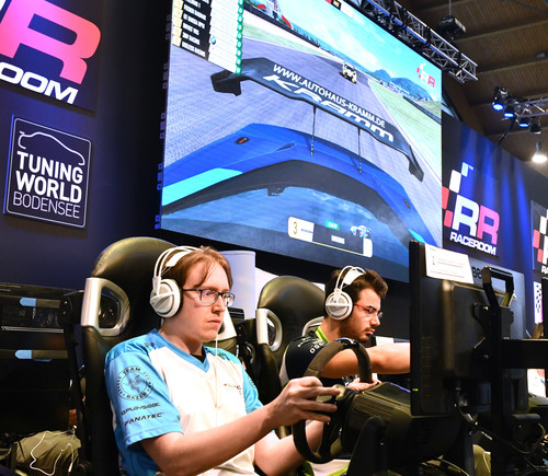 Tuning World Bodensee 2019: e-Sports Circuit.