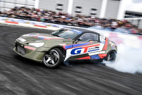 Tuning World Bodensee 2019: German Speed Drift.